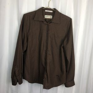 Orvis | houndstooth button down